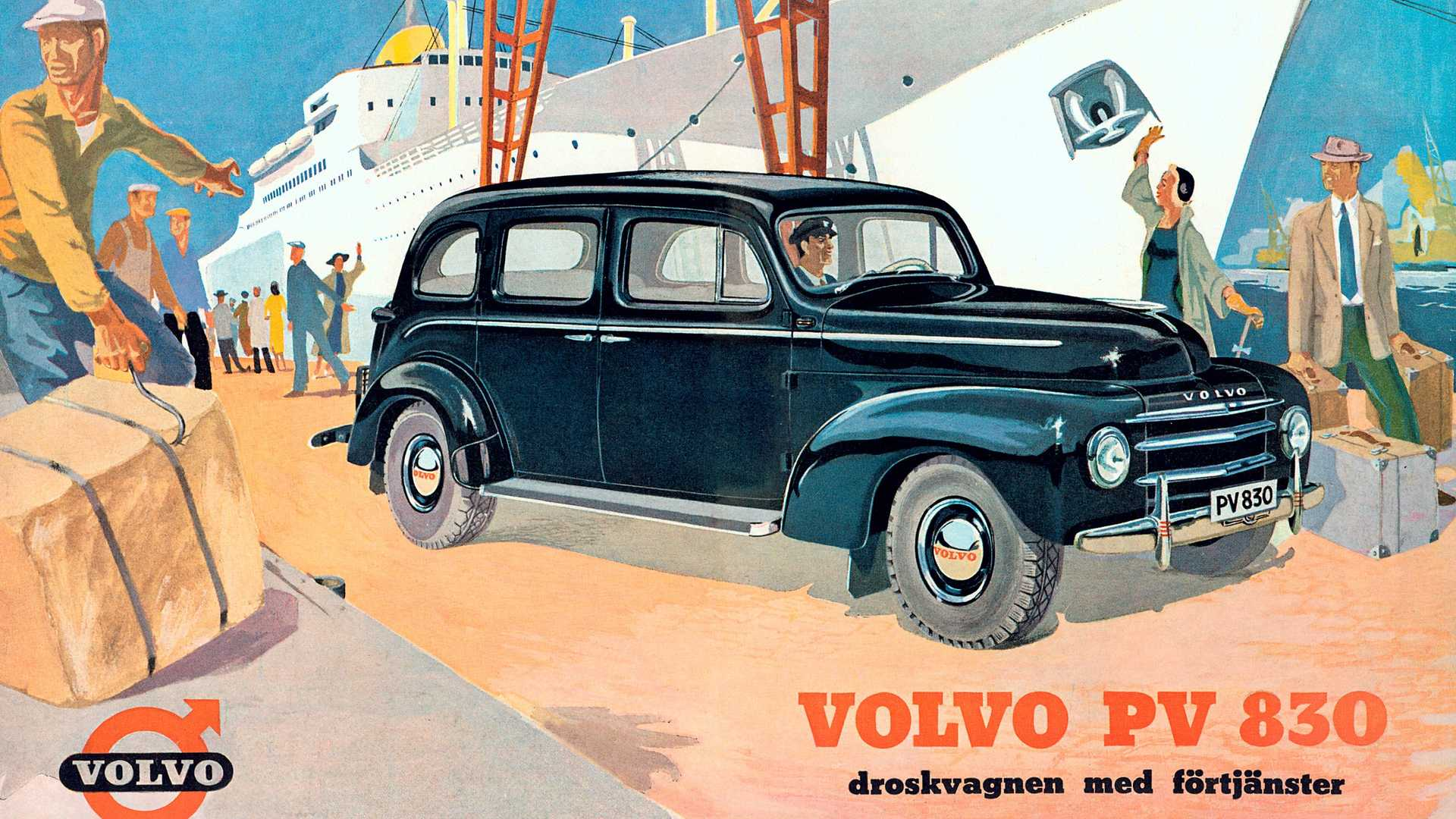 """[""""Volvo Tow for Life Classic""""]"""