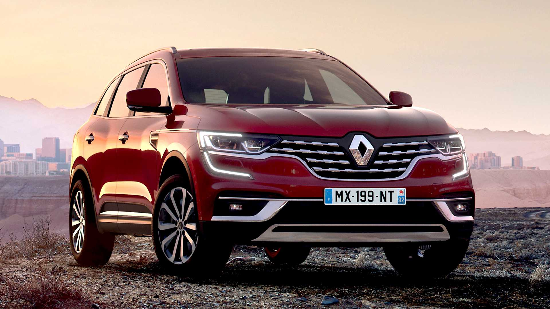 Renault prices up new £28,195 Koleos SUV