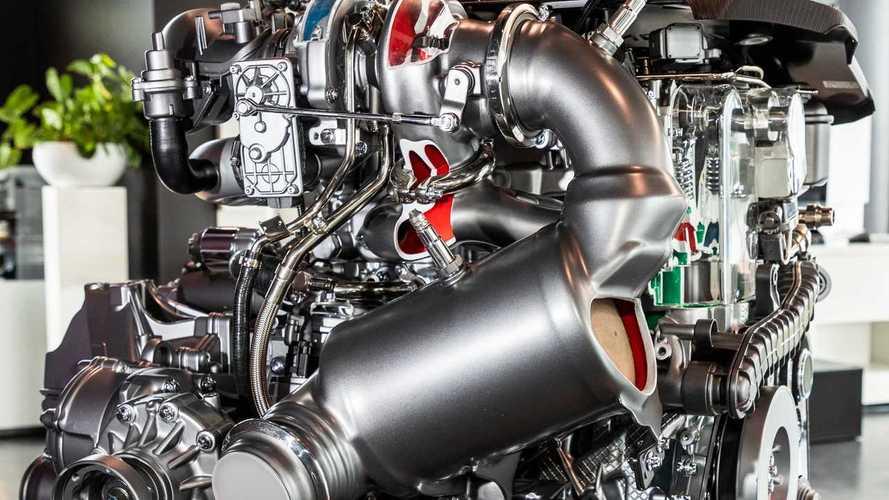 Большой двигатель картинки