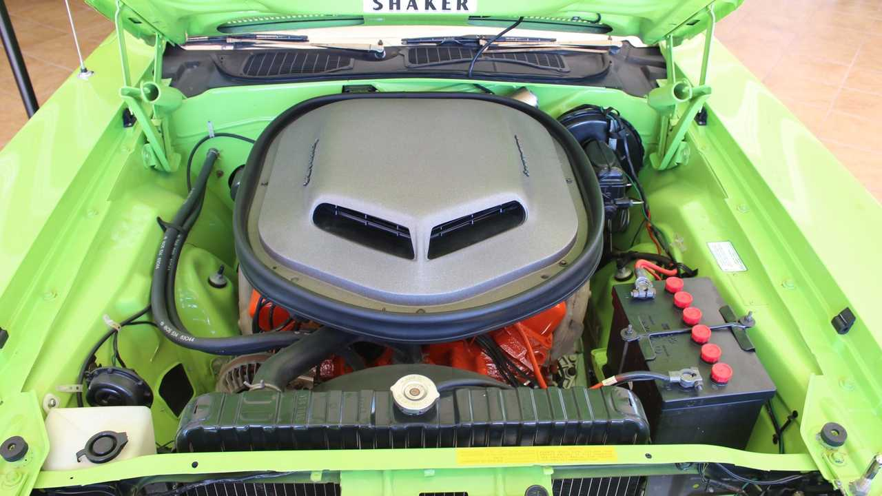 1970 Cuda 440 Six-Pack Is Sublime In Green   Motorious