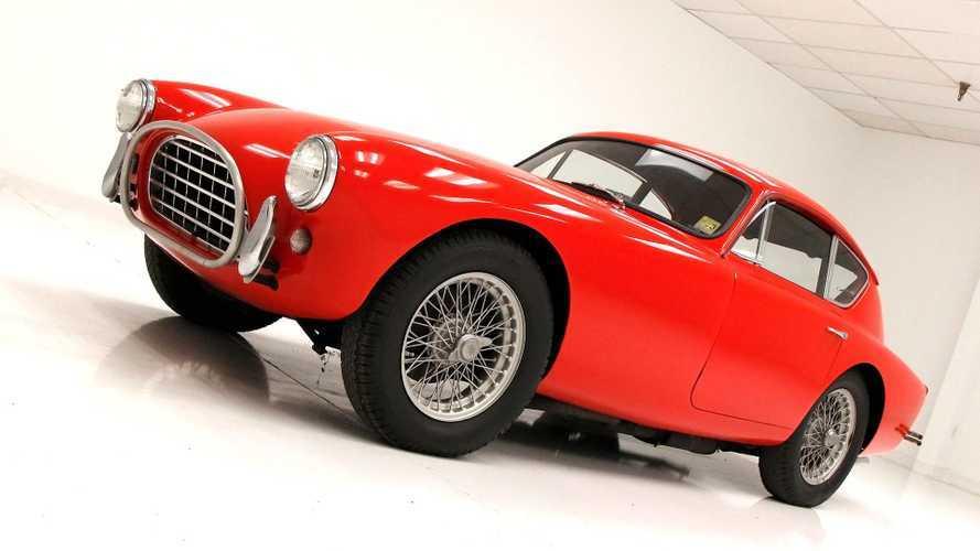 Restored 1958 AC Aceca Has A V8 Secret