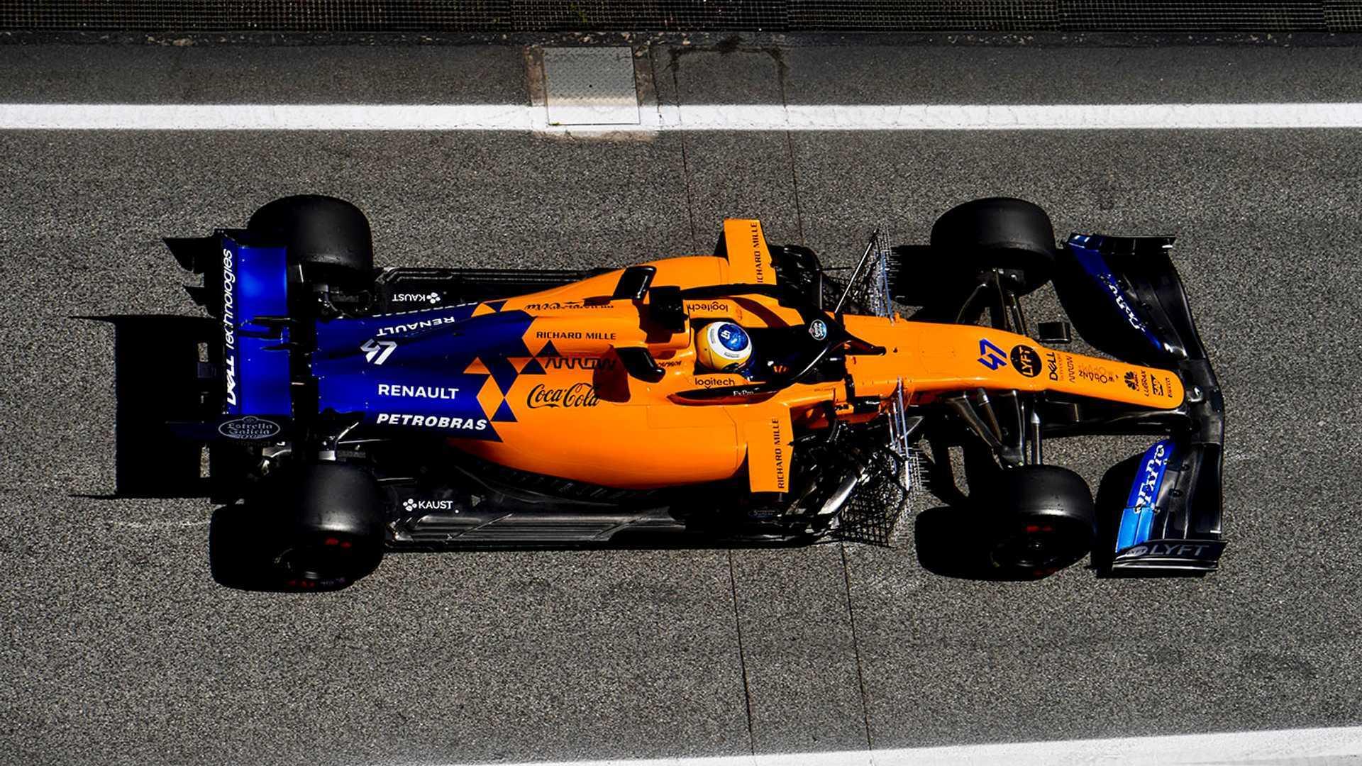 Brazil government wants Petrobras' McLaren deal terminated