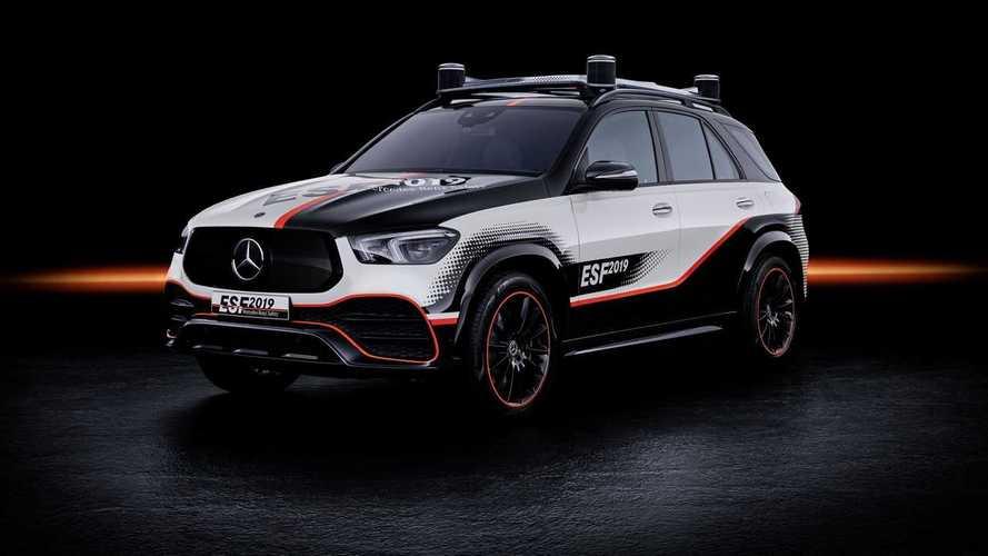 A Mercedes megalkotta a jövő