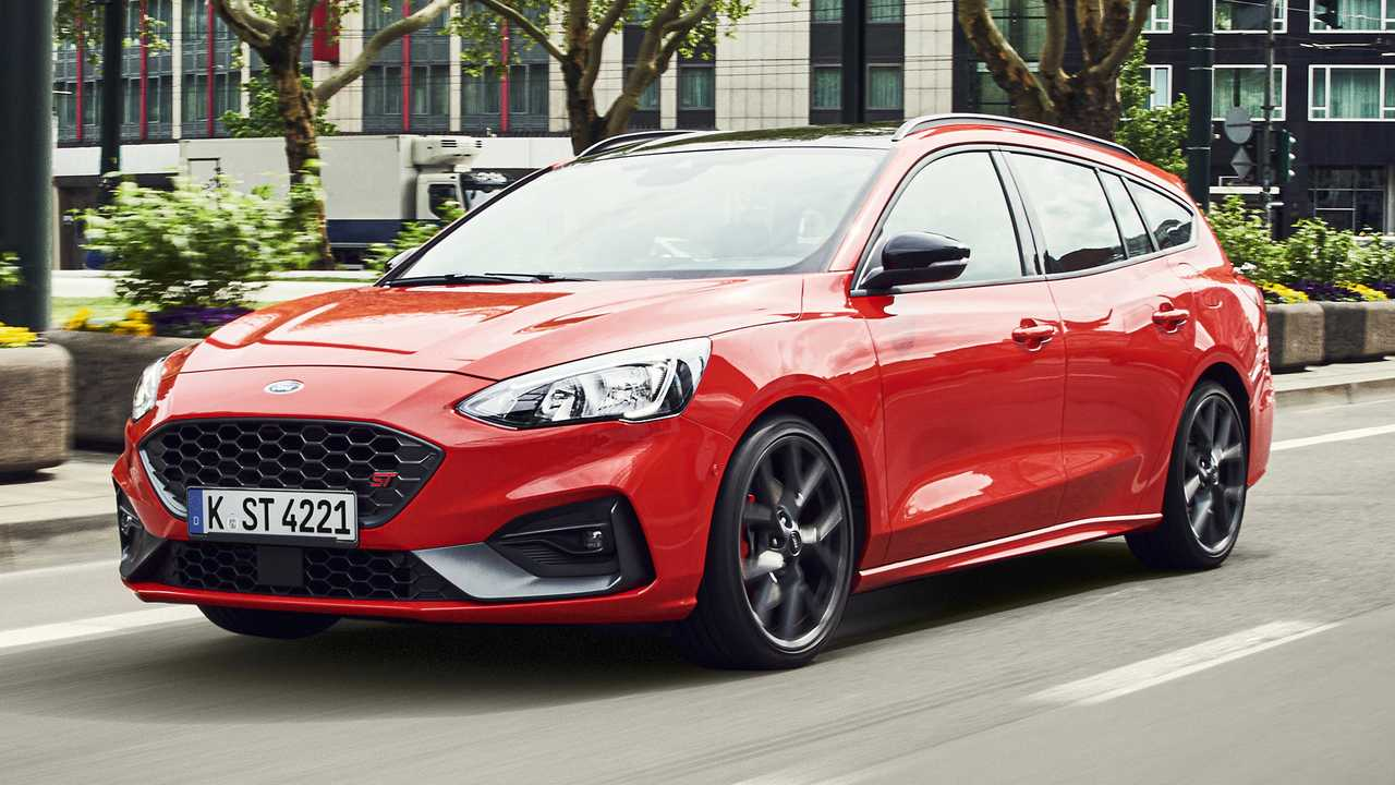 Nuova Ford Focus ST Wagon 2019