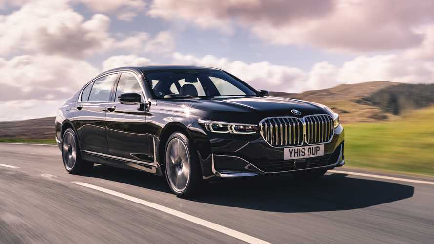 2020 BMW 7 Series (UK-spec)