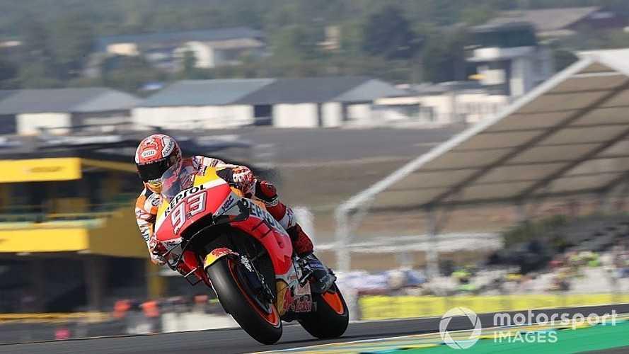 El Gran Premio de Francia de MotoGP también se aplaza