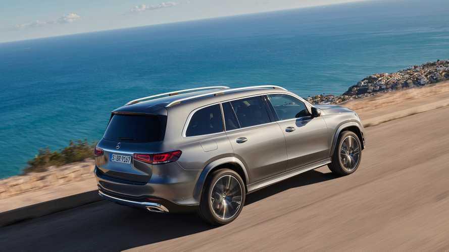 Mercedes-Bens GLS 2020