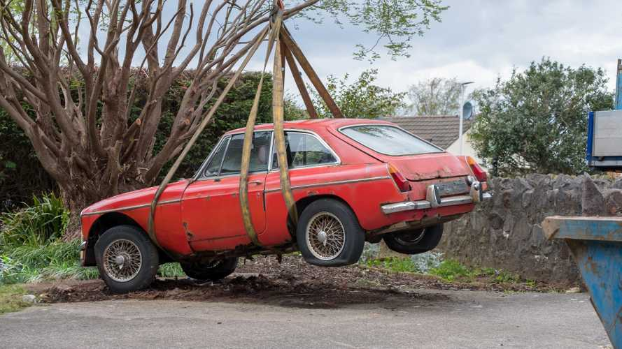 Salvage industry told to take action to 'thwart' car thieves