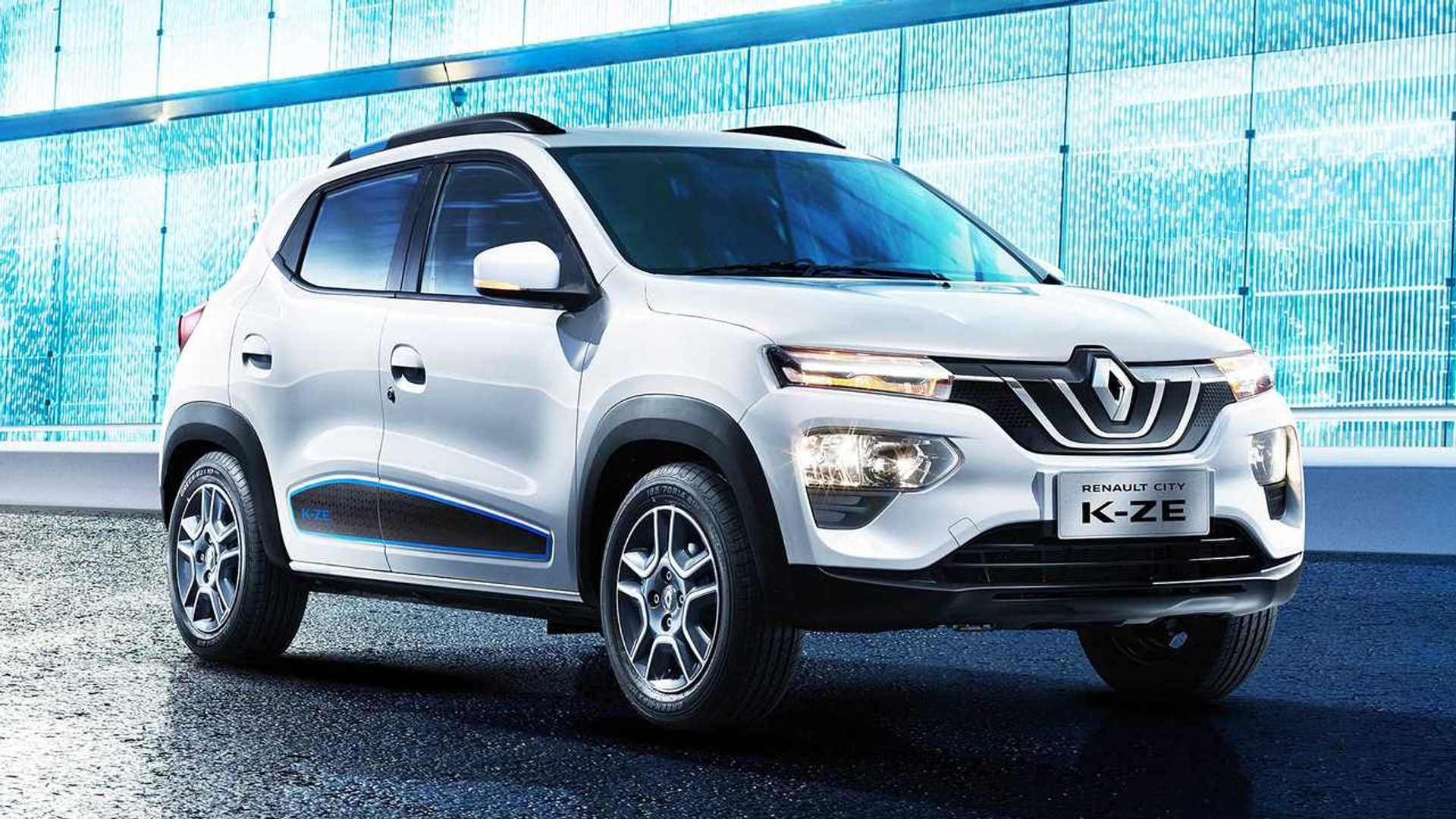 Renault City K-ZE, il piccolo SUV elettrico globale