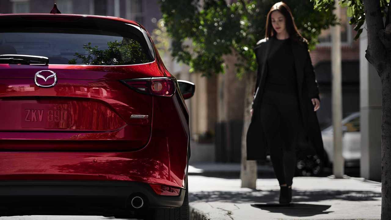 Mazda CX-5 дизель 2019