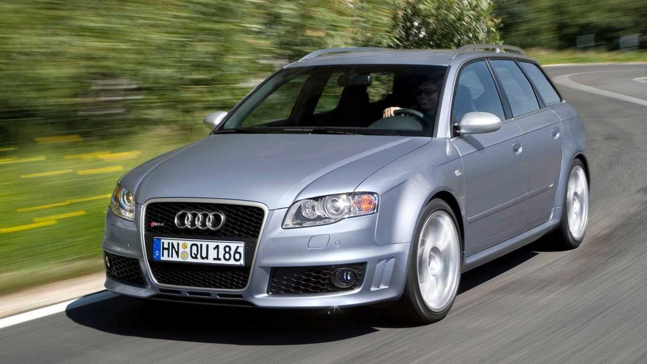 Audi RS 4 Avant (2006)