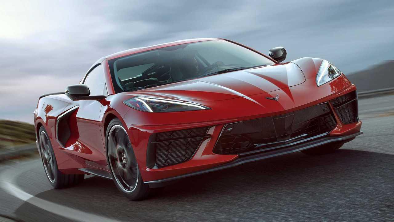 2020 Chevy Corvette Stingray Feature