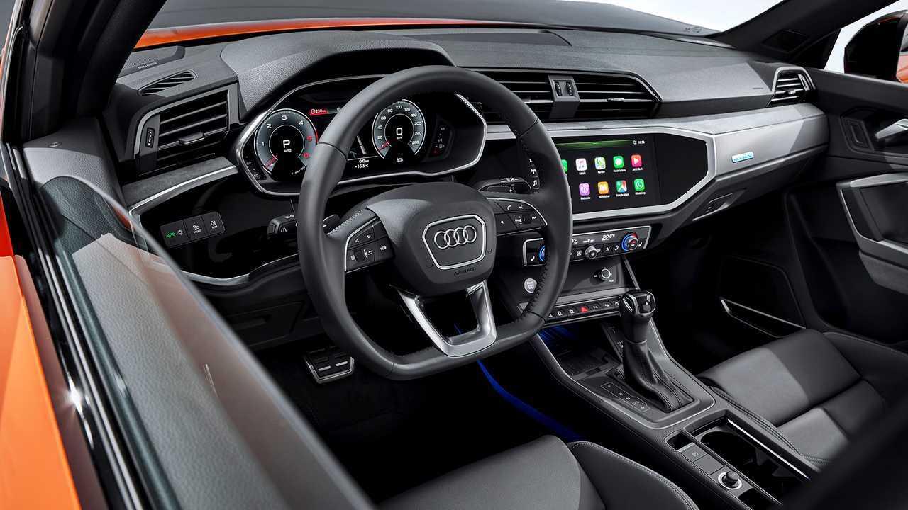 Novo Audi Q3 Sportback E Versao Mais Estilosa E Esportiva Do Suv