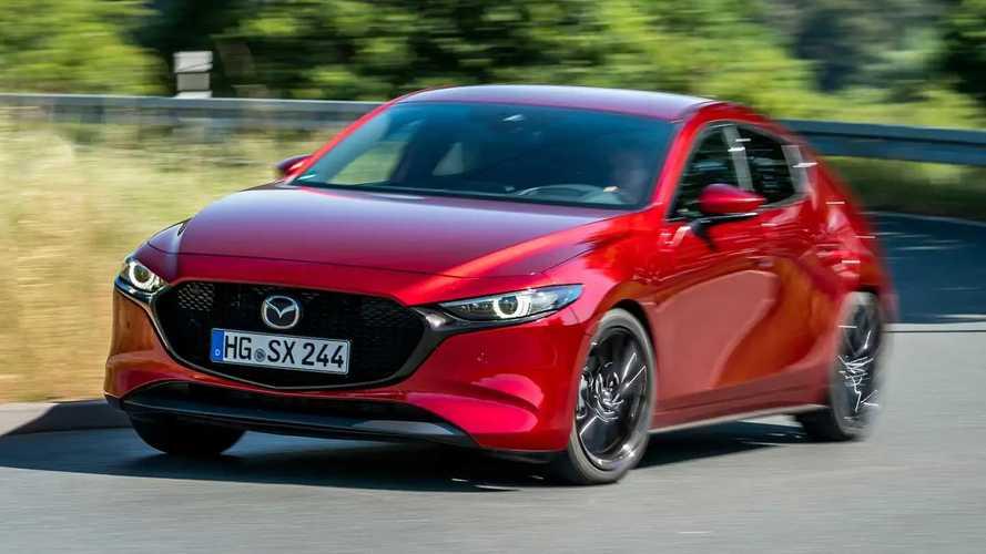 Mazda3 Skyactiv-X spec details announced