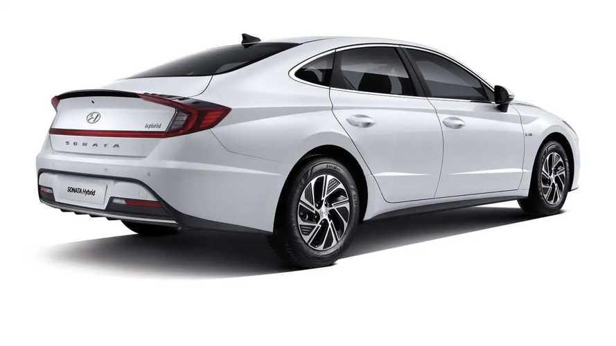 Hyundai Sonata Hybrid 2020