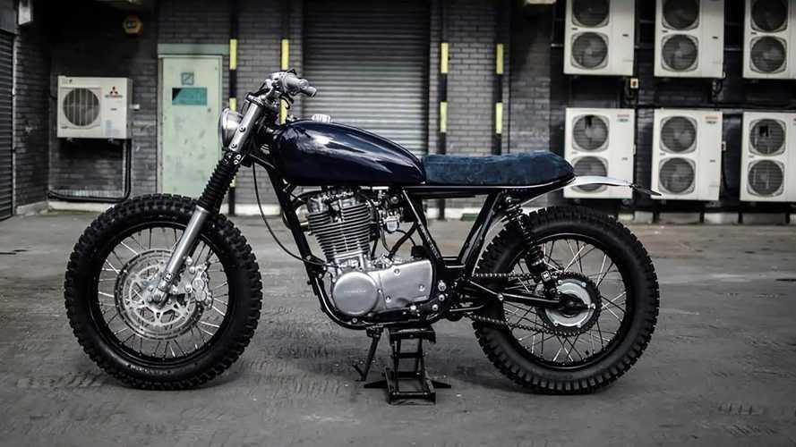 Custom Yamaha SR500 Type 7G