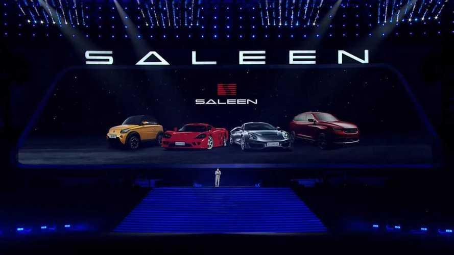 Saleen демонстрирует новинки для Китая