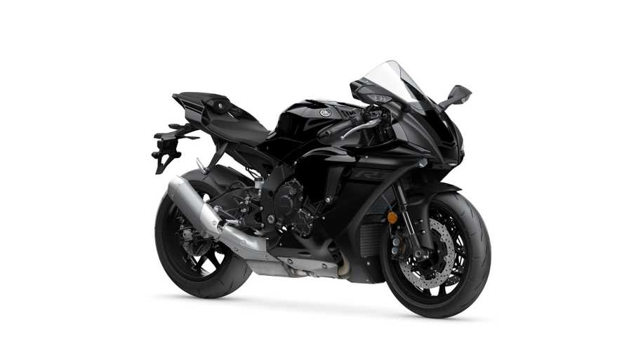 Yamaha svela le nuove YZF-R1 e YZF-R1M 2020