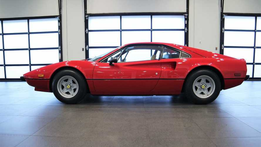 Super-Rare 1976 Ferrari 308 GTB Vetroresina Selling For Under $200K