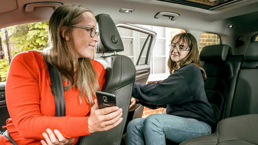Skoda Parent Taxi App Charges Kids In Chores