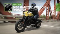 2020 harley davidson livewire ride review