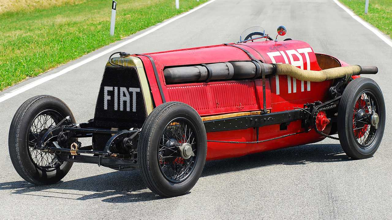 Fiat Mefistofele (1924) - 10 milioni di euro