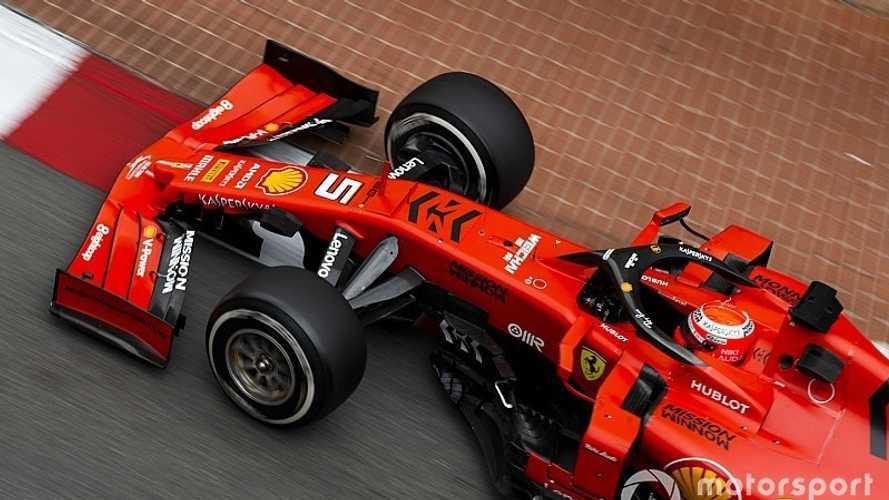 "Vettel: ""El Ferrari no es tan malo como parece"""