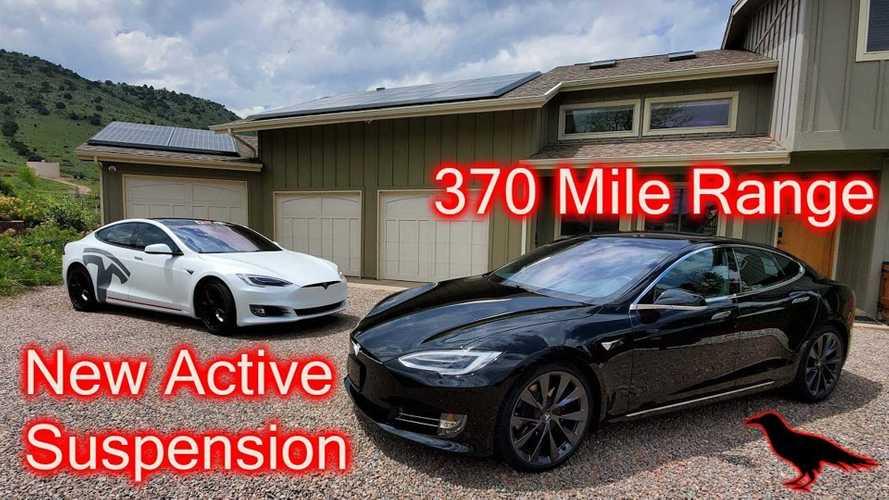 Tesla's New Model S 'Raven' Suspension Is Fantastic: Video Testing