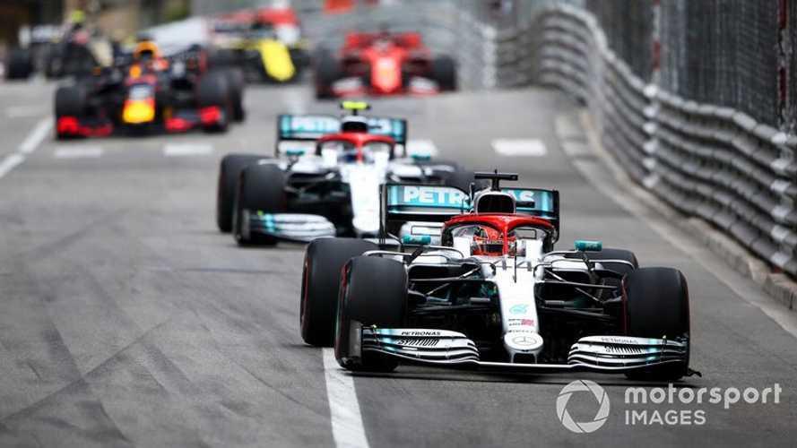 La F1 aplaza los grandes premios de España, Holanda y Mónaco