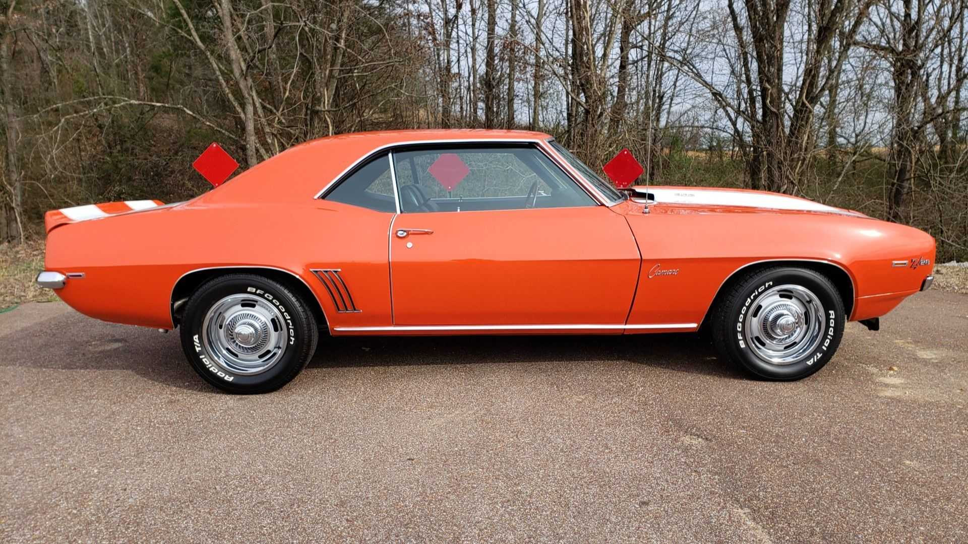 "[""Be The Star Of Any Show With A 1969 Chevrolet Camaro Z/28""]"