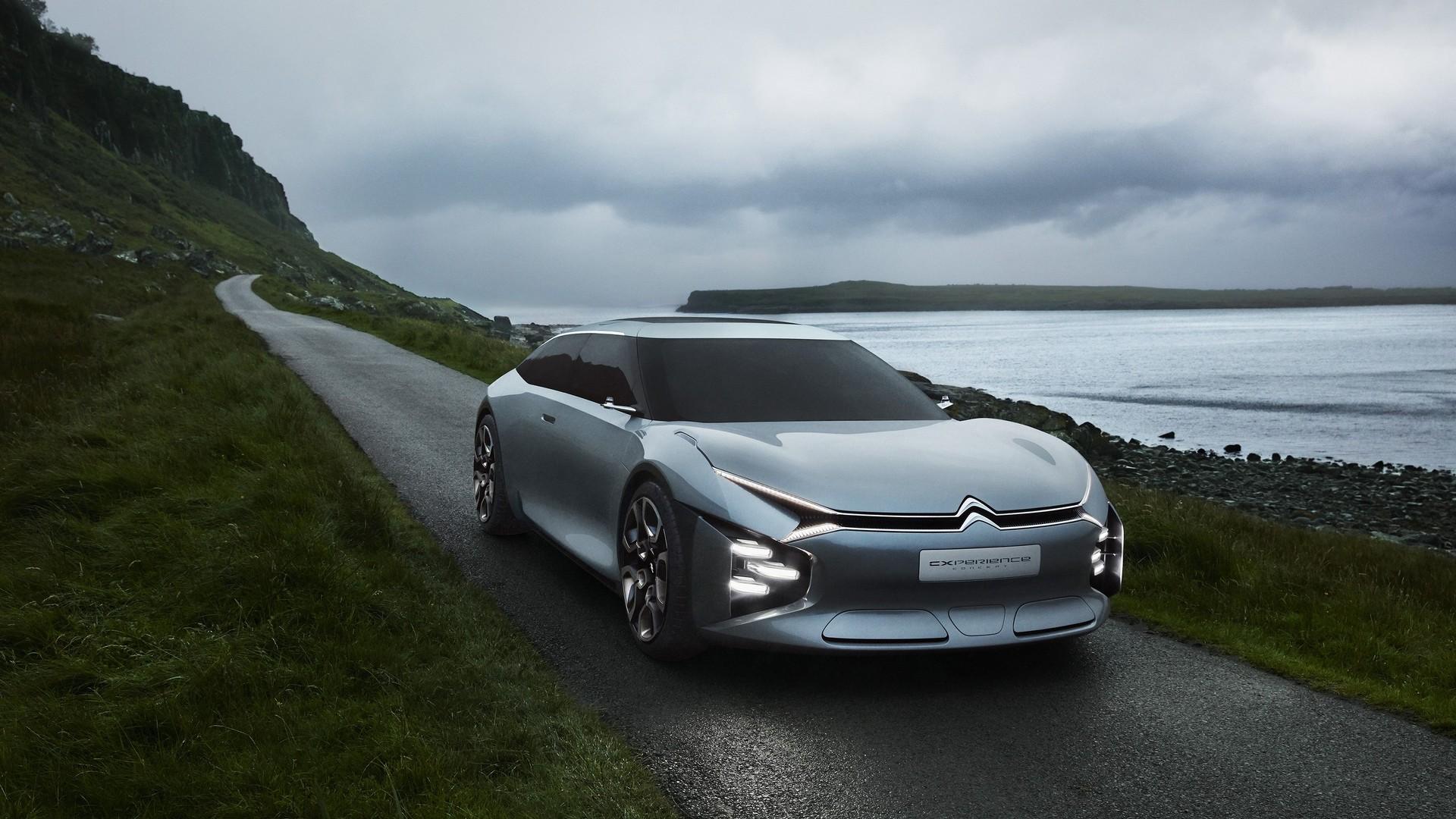Citroën vise les références allemandes avec sa future berline