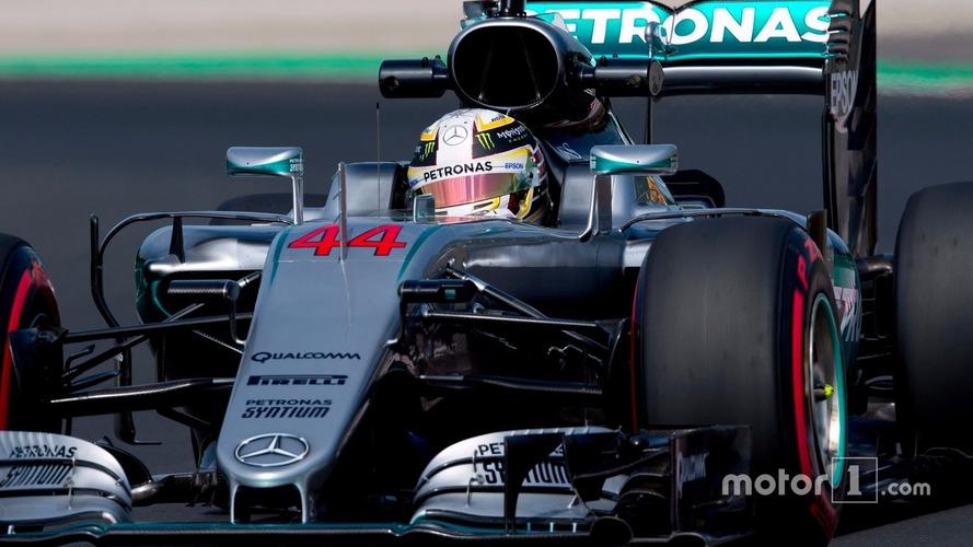 F1 - Hamilton partira en pole position au Mexique