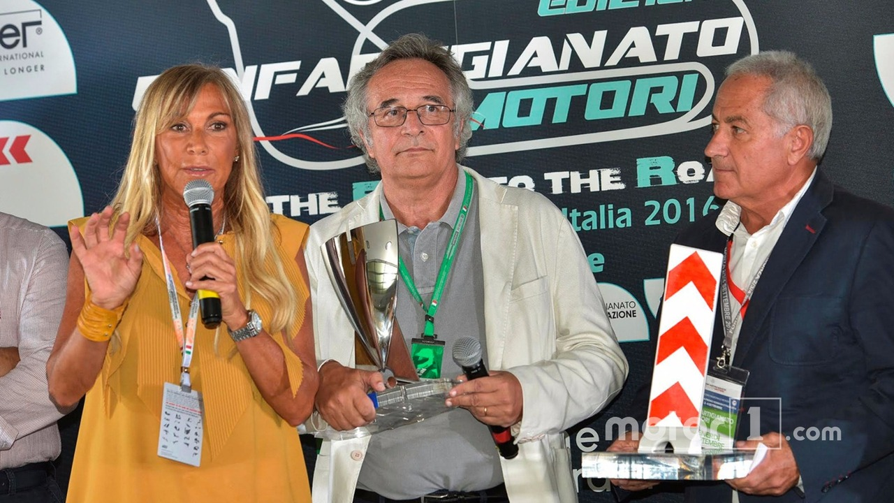Claudia Peroni, Franco Nugnes and Paolo Ciccarone