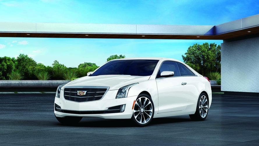 Cadillac ATS, CTS White Edition