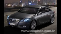 Sucessor do Vectra: Opel divulga novas imagens da Novo Insignia notchback
