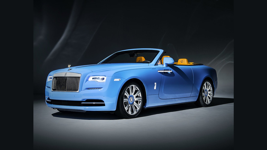 Rolls-Royce Dawn Bespoke - Attention les yeux