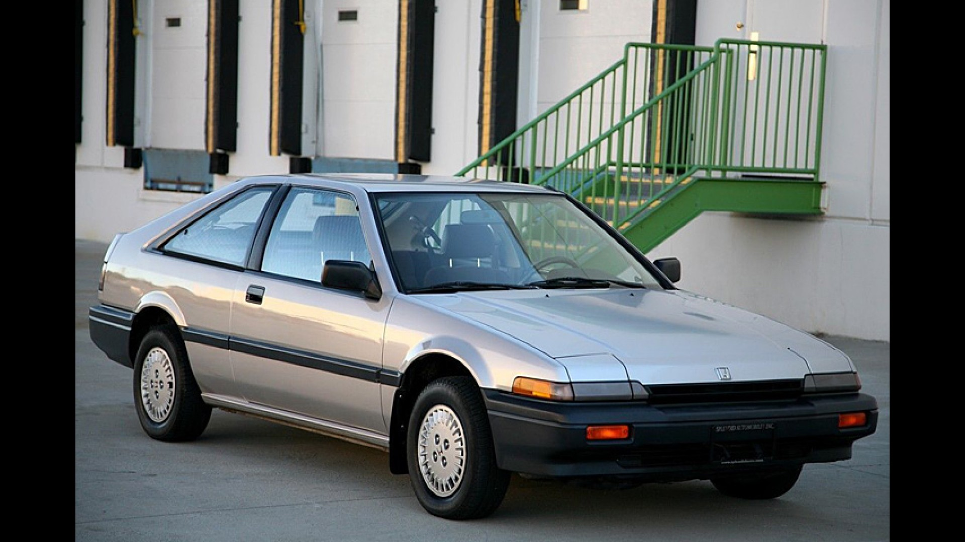 Old Honda Accord >> Commuter Classic This 87 Honda Accord Still Looks Brand New