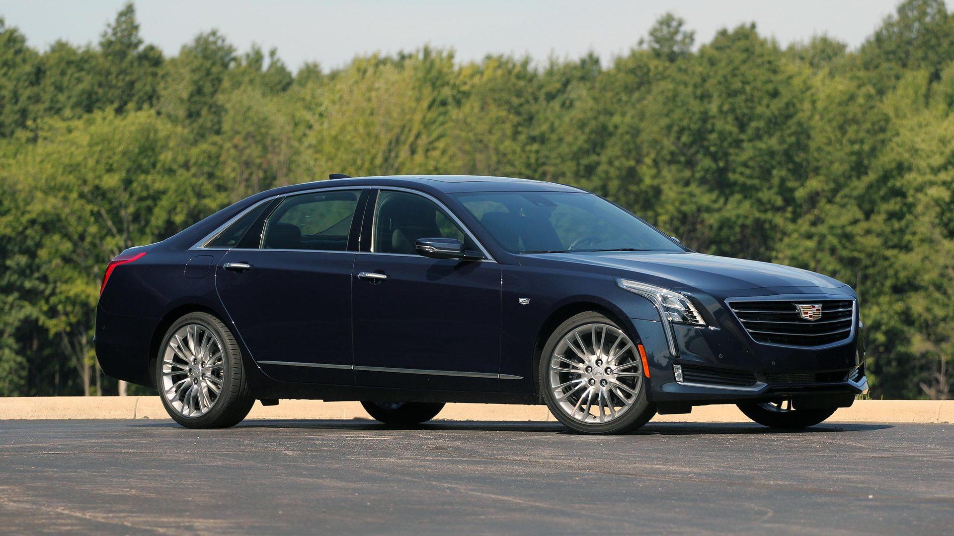 Review: 2016 Cadillac CT6 3 6