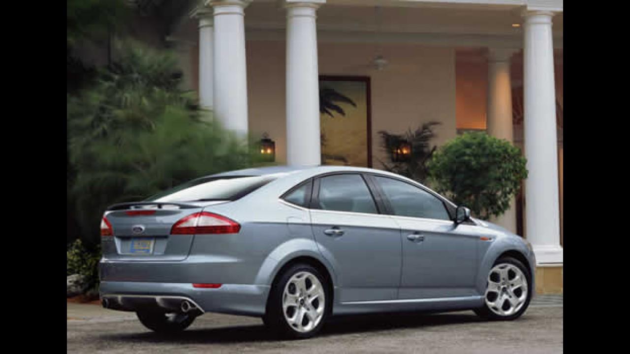 Salão de Sydney 2007 - Ford Mondeo XR5 com motor turbo