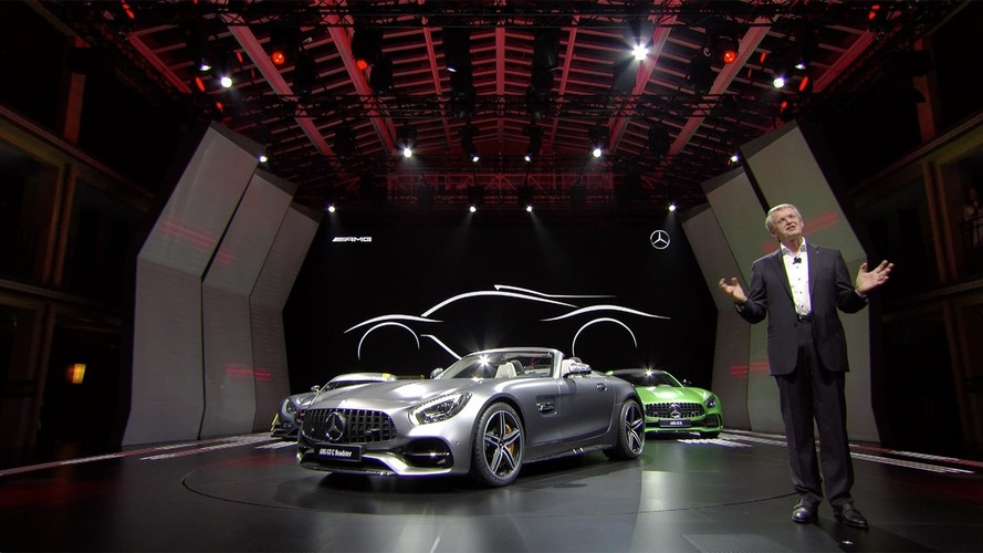 LIVE VIDEO du Mondial - Suivez la conférence Mercedes-Benz!