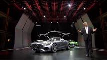 Mercedes F1 Hybrid Hypercar Teasers