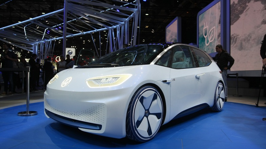 VW Will Begin Production Of I.D. Prototypes This April