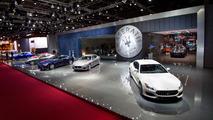 Maserati Quattroporte ve Ghibli