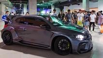 Aspec imzalı Volkswagen Scirocco
