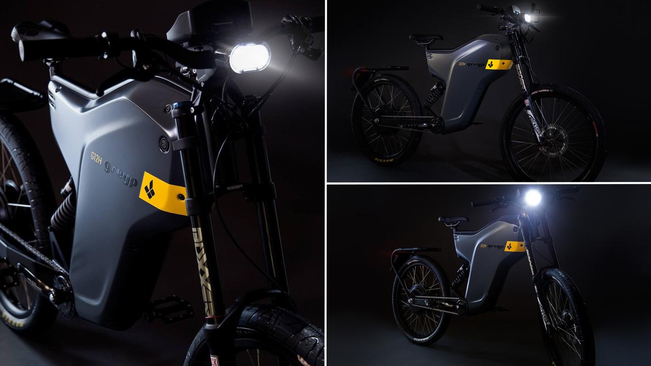 Greyp G12H e-Bike
