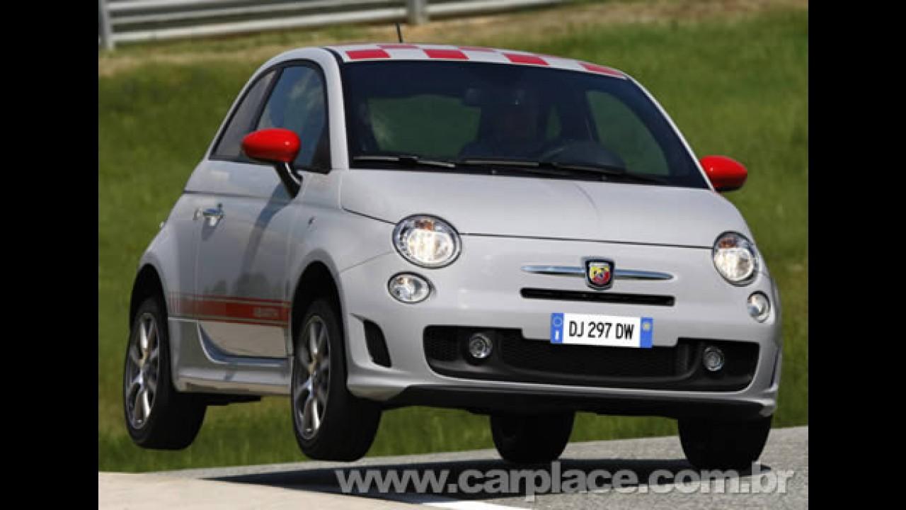 Revista diz que Fiat negocia 35% da Chrysler em parceria estratégica