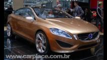 Salão de Genebra 2009: Volvo S60 Concept mostra o futuro DNA da marca