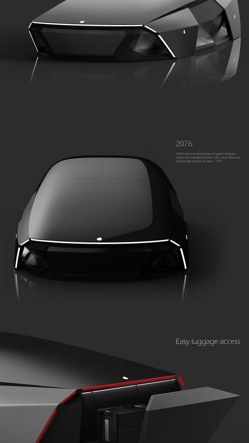 Apple Car 2076