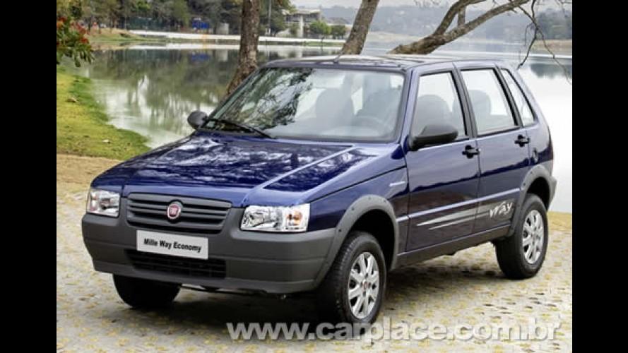 Para 2010: Fiat anuncia carro de baixo custo para competir com o Tata Nano