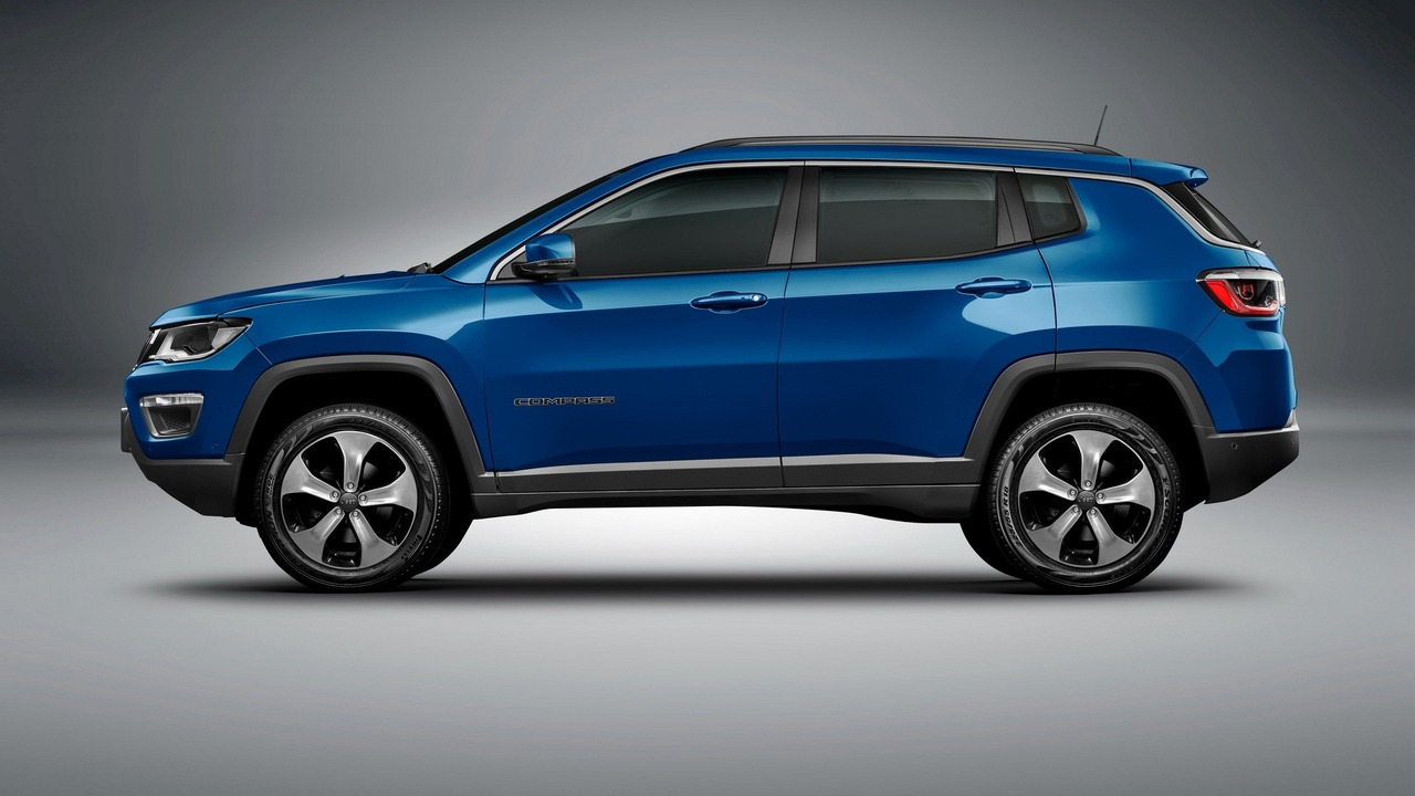 2017 Jeep Compass Everything We Know